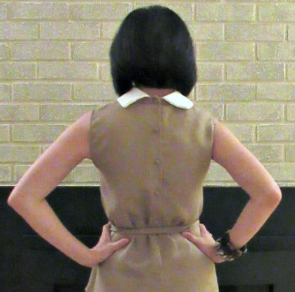 Le back!