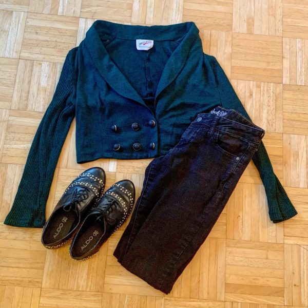 refashionista thrift haul