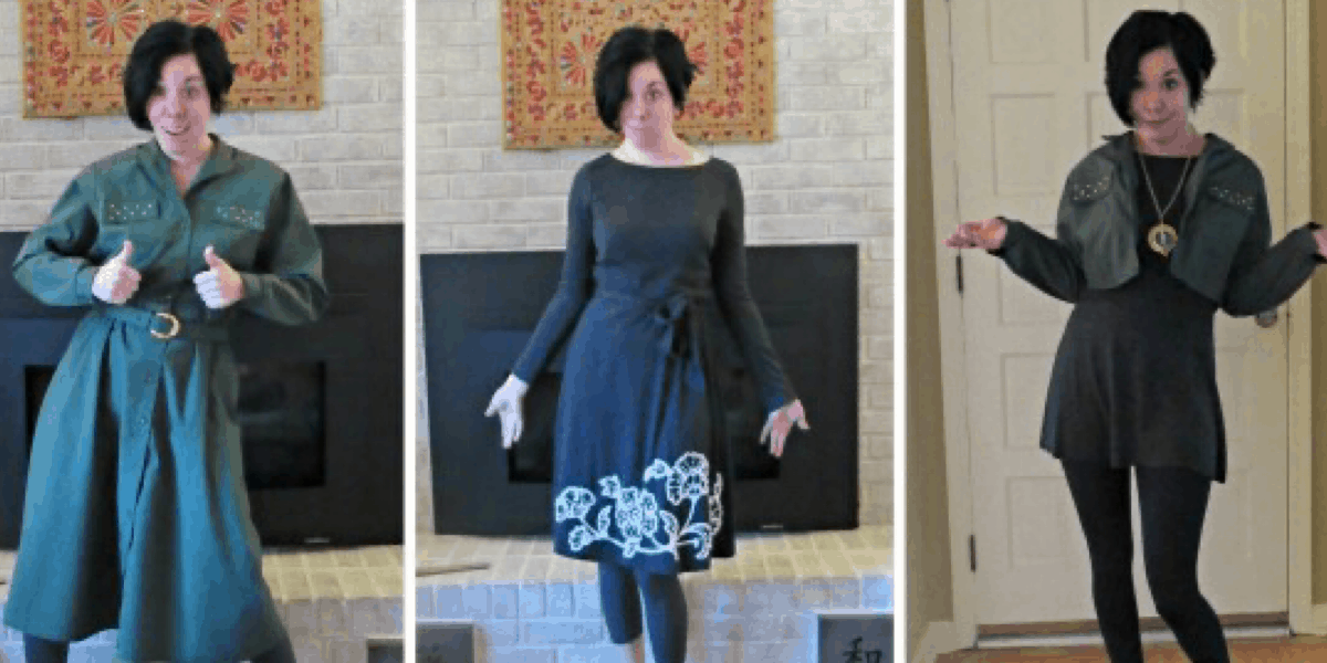 refashionista from frump to hip featured image