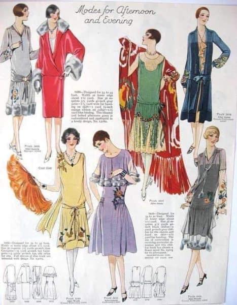 refashionista 20s dresses