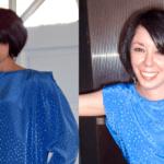 Day 63: Almost Dusk Dress: A Frumpy to Fab Refashion