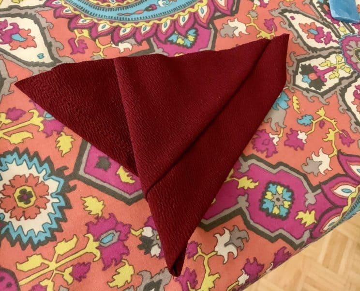 folded detached detail