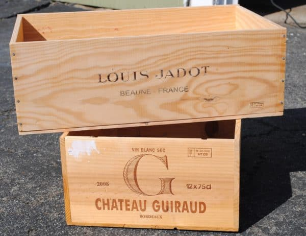 refashionista wine crates for repurpose
