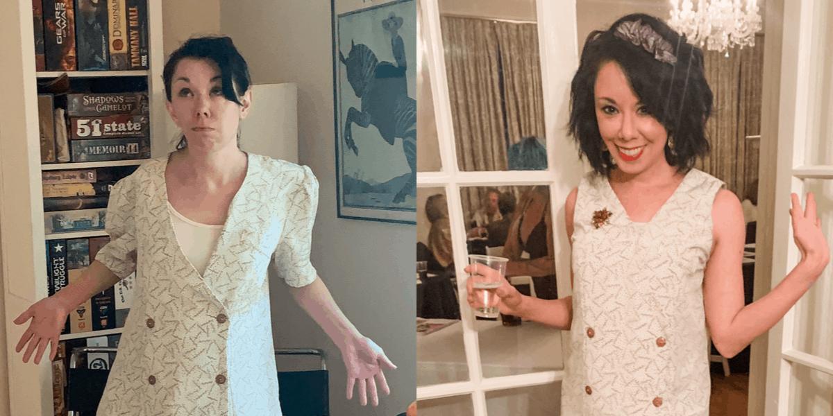 refashionista 20s dress featured image