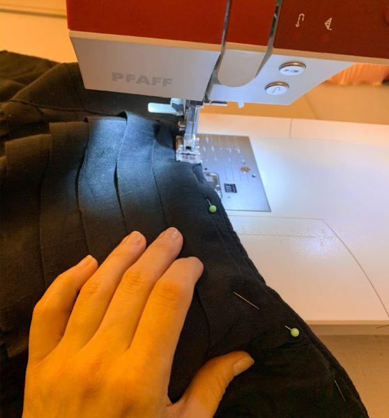 refashionista sewing neckline