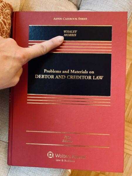 Jeff Morris wrote a book