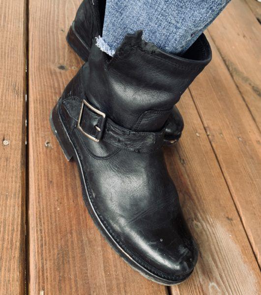 refashionista boots