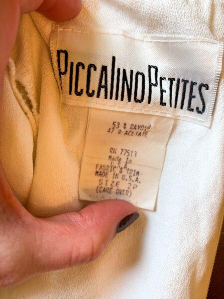 refashion piccolino petites label