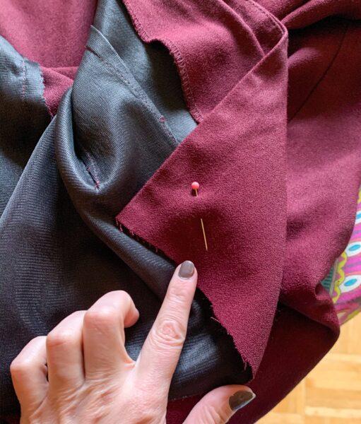 refashionista sewing blazer