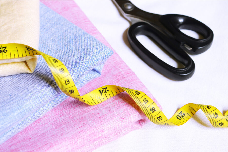 sewing-supplies-measuring-tape
