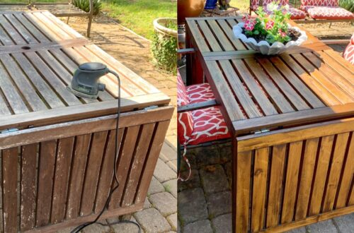 How to Refinish Outdoor Furniture in Two Easy Steps 6