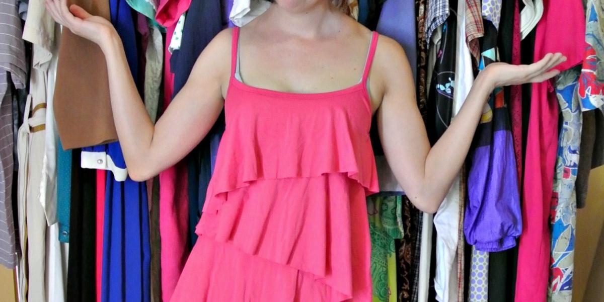 Thoroughly Modern Jilly: A DIY Fringed Dress Refashion 1