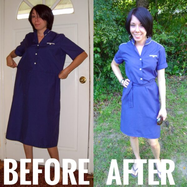 Mike Nelson-Inspired Dress Refashion