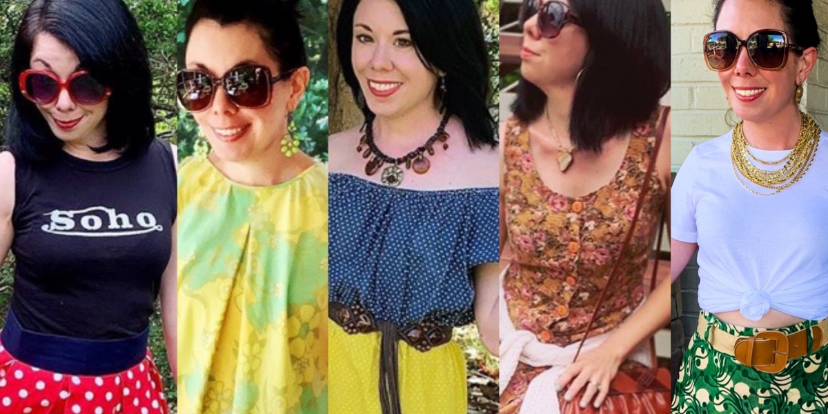 Vintage Summer Outfits