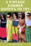 5 Vintage Summer Outfits to Try 1