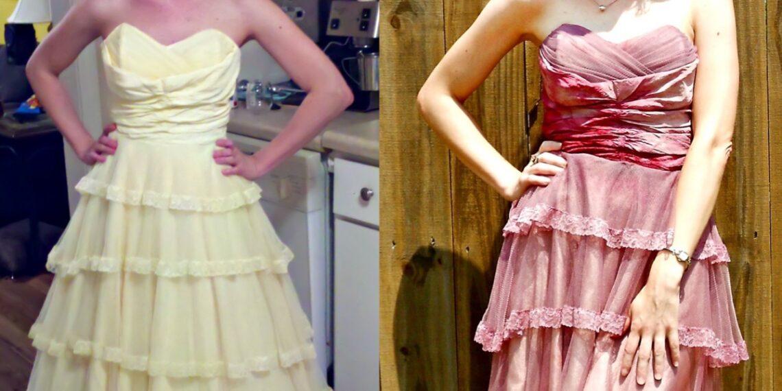Refashionista Wedding Dress Refashion
