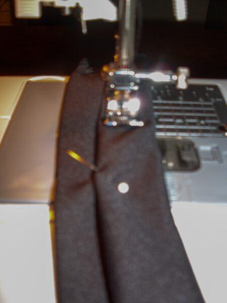 stitching sash