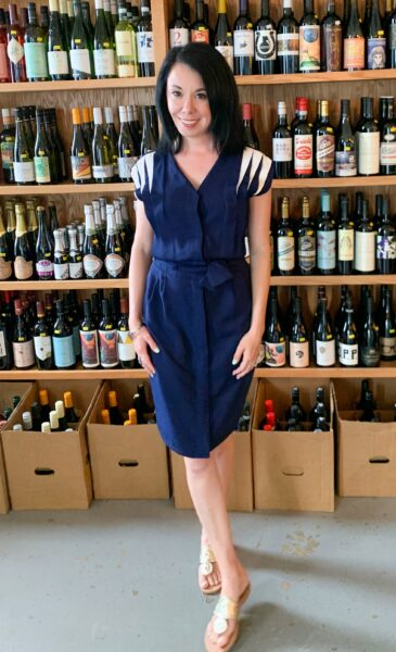 refashionista 1940s Inspired Dress Refashion After