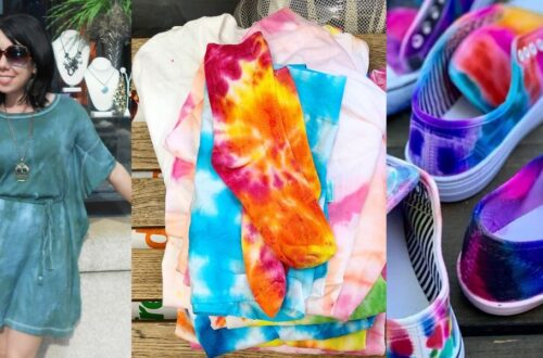 20 Tie-Dye Techniques