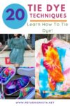 20 Tie-Dye Techniques to Try this Summer 1