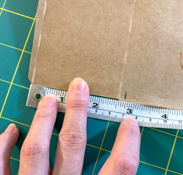 measuring template