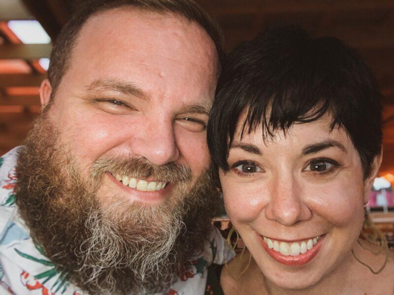 Brian and Jillian