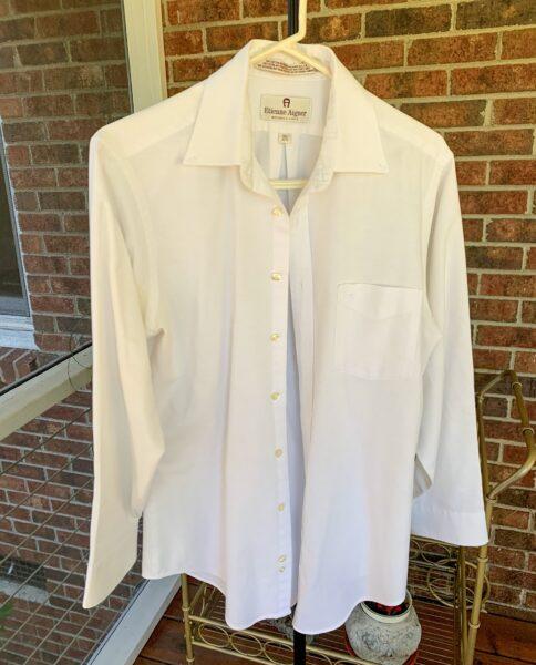 vintage aigner shirt