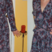 How to Update a '90s Dress by Shortening the Hem and Sleeves