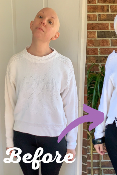 Ottolinger 2020 Deconstructed Sweater Knockoff