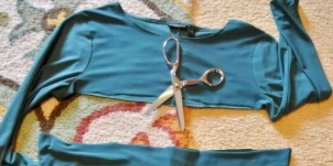 One Dress, Three Ways III: A Dress to Skirt Refashion featured image