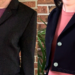 DIY Cropped Blazer Refashion
