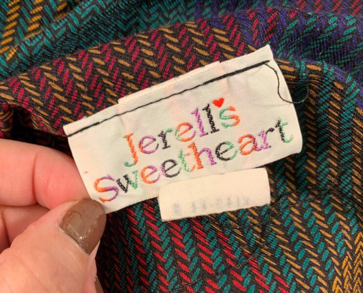 Jerell's Sweetheart label