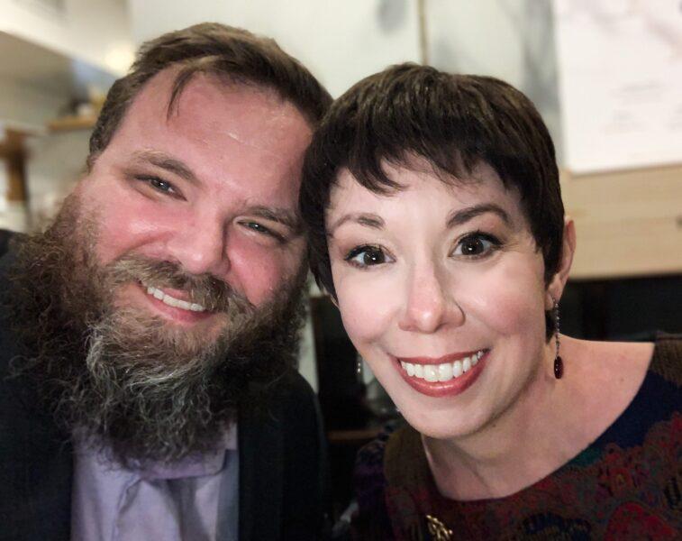 Mr. and Mrs. Refashionista