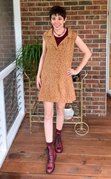 A Happy Thanksgiving Romper to Dress DIY after