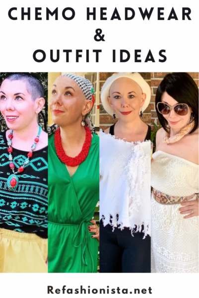 Chemo Headwear & Outfit Ideas pin 4