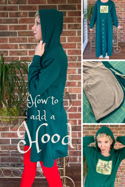 how to add a hood