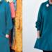 Refashionista No-Sew Cozy Tunic Dress Refashion