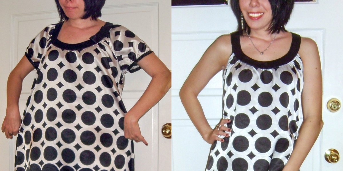 How to Take in a Dress for New Year's Eve featured image