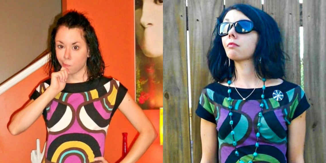 DIY Asymmetrical Top Refashion featured image