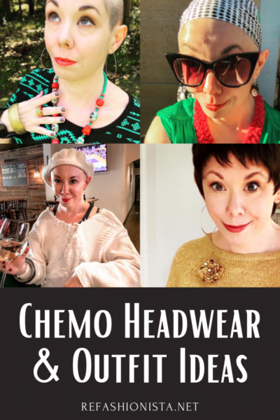 Chemo Headwear & Outfit Ideas pin 2