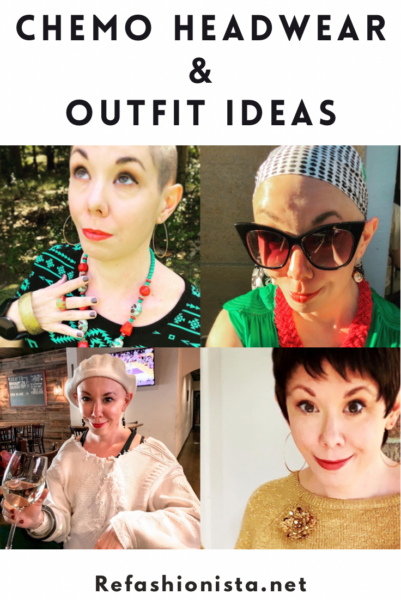 Chemo Headwear & Outfit Ideas pin 3