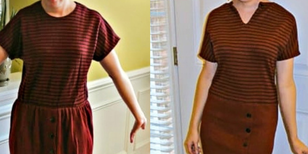 How to Remove an Elastic Waistband from a Dress featured image