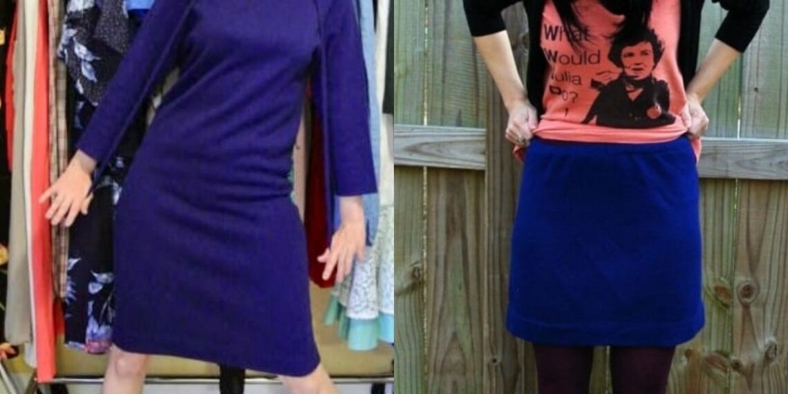 DIY Sweater Skirt featured image