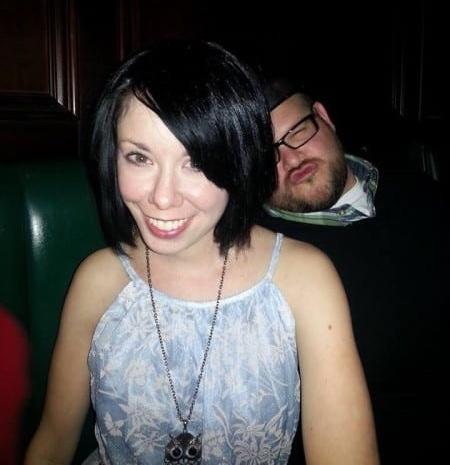 Jillian and David