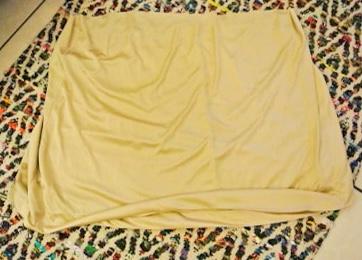 scrap of fabric
