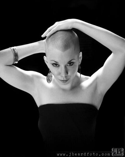 refashionista bald