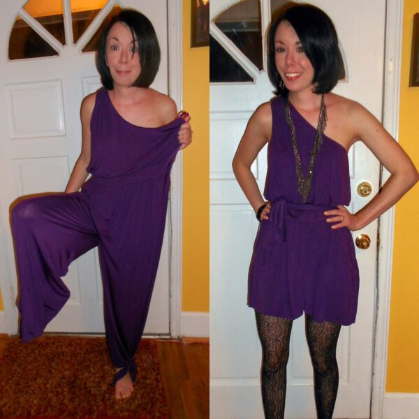 Dress from a Jumpsuit Pin 3