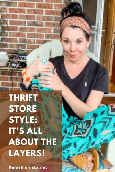 Thrift Store Style Layers Pin 4