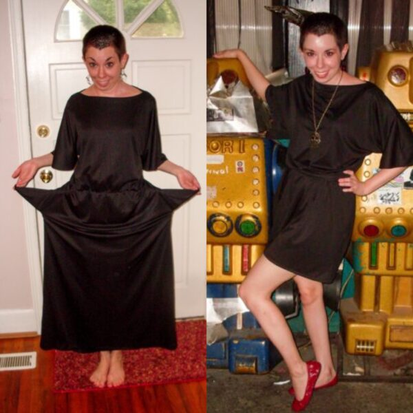 channeling chanel before and after