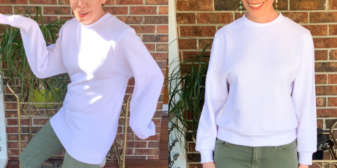 How to Crop a Sweatshirt featured image